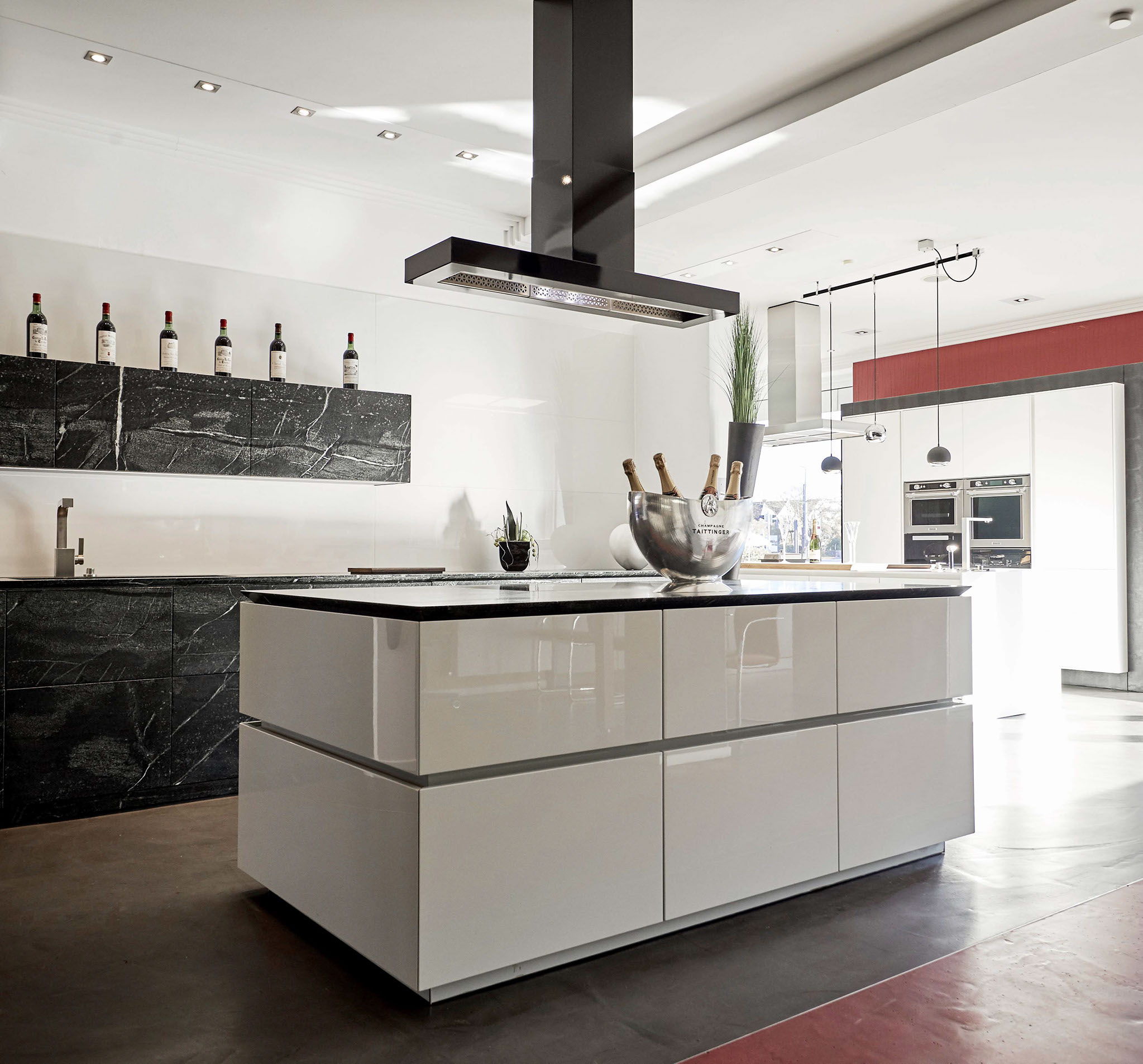 Küchenausstellung von Küchen & Kochen Schlockermann